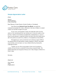 How To Write Appreciation Letter Articleezinedirectory