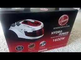 <b>Hoover HYP 1610 019</b> Бюджетный <b>пылесос</b> с аквафильтром ...