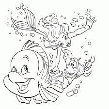 25 Het Beste Kleine Zeemeermin Ursula Kleurplaat Mandala