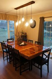 dining table lighting ideas. Tremendous Kitchen Table Lighting Fixtures Dining Room Light When You Can T Afford It MAKE IT Ideas