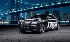 Heres Conor Mcgregors Custom Rolls Royce Featuring Himself