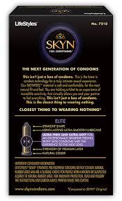 SKYN Elite Condoms – Condom Types – LifeStyles Condoms