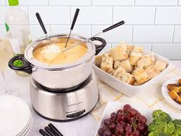 best holiday gifts for food electric fondue pot