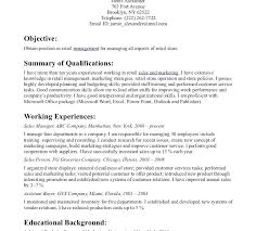 Retail Manager Resume Example Retail Sales Resumes Samples Examples Assistant Store Manager Resume