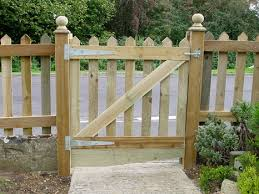 wood picket fence gate. Picket Gates Wood Fence Gate T