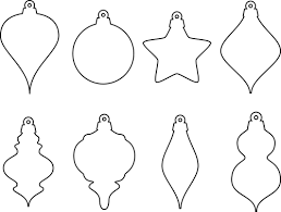 If you would like to sell physical ornaments with my template please purchase a license. Christmas Ornament Shapes Free Svg
