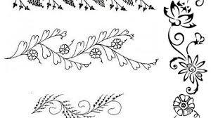 мехенди на ноге 23 фото рисунки хной тату эскизы для начинающих