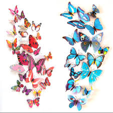 Online Shop Offer price Colorful Changing Butterfly LED Night Light ...