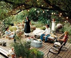 Easy Patio Decorating Outdoor Deck Furniture Ideas Patio Decor Easy Decorating Ideas