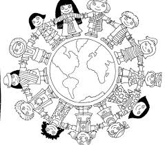 Small Picture Picture Children Around The World Coloring Pages 40 In To Print