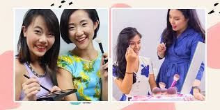 7 makeup courses in singapore to help you contour and highlight like a pro