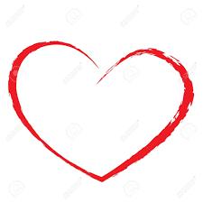 Etonnant Dessin D Un Coeur Rouge 12 Coeur Rouge Dessin De Coeur