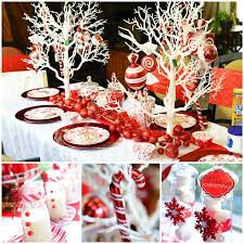 Candy Cane Theme Decorations Good Looking Candy Themed Christmas Party Wondrous Cane Winter 9
