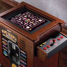 pac man s arcade party cocktail table