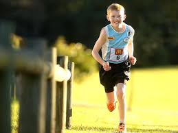 Holroyd little athlete Ben Woodhouse eyes cross country domination ...