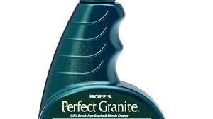 perfect granite cleaner best granite cleaner best granite cleaner incredible com hope s perfect marble perfect granite cleaner