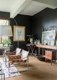wood contrasts with dark wall find this pin and more on carpet
