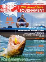 Fishing Tournament Flyer Template Billiard Tournament Flyer
