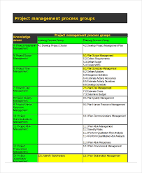 Excel Project Template 11 Free Excel Documents Download Free