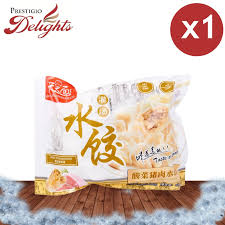 Xin Jia Fu Pickled Cabbage and Pork Frozen Dumpling 500g (25pcs ...