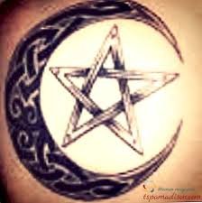 Pagan A Wiccan Tetování ženské Krásy časopisu
