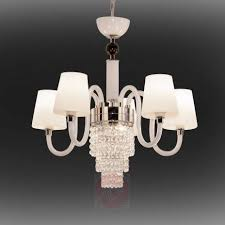 chandelier marina with led accent light 5 bulb