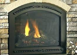 heat and fireplace n see through gas troubleshooting glo fan control