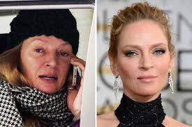 20 jaw dropping photos of celebrities without makeup 5