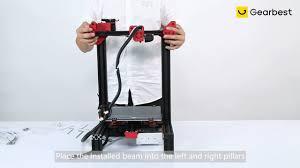 <b>Alfawise U30 Pro 4.3</b> Inch Touch Screen High Precision DIY 3D ...