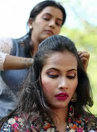 bhagyashree mumbai makeup