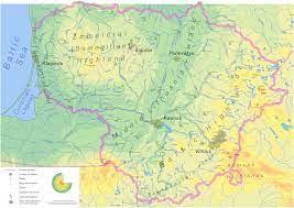 خريطة ليتوانيا - مقالات