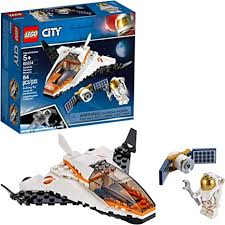 <b>LEGO City</b> Satellite Service Mission 60224 Building Kit (84 Piece ...
