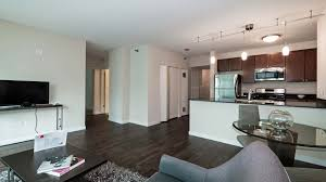 Tour A One Bedroom Plus Den At Atwater Apartments   YouTube