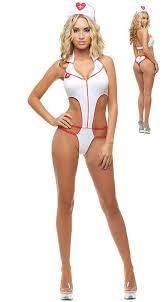 Mascot Hot Halloween Sexy Lingerie Nurse Bedroom Costume Teddy Romper U0026 Hat  Stripper Wear @Ms5398 Sports Mascot Mascot Heads For Sale From Sobeauty, ...