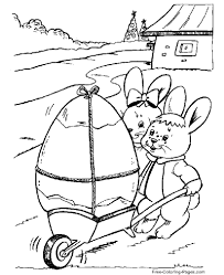 When you think easter coloring pages what comes to mind? Easter Coloring Pages