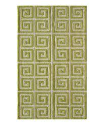 love this product green greek key bliss rug