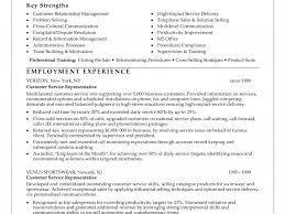 Endearing Customer Service Representative Resume Sample Fresh