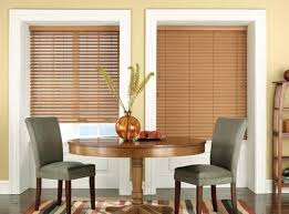 M 2 Faux Wood Blinds White Window Treatments Value  Inch Home Depot