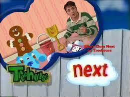 blues clues gingerbread boy. Delighful Gingerbread Treehouse TV Next Bumper  Blueu0027s Clues By Katiefan2002  Inside Blues Gingerbread Boy B