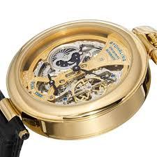 gold watches for men stuhrling original men s 127a 333531 special stuhrling original gold watches men