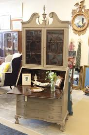 painted secretary desk at stylish patina in virginia