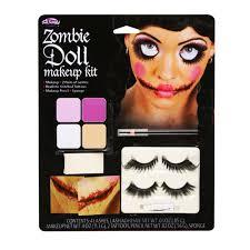 broken doll makeup kit face paint fancy dress us funworld 5638bd