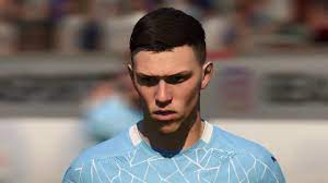 Phil Foden FIFA 21 Pro clubs look alike tutorial | Manchester City |  England | World class talent. - YouTube