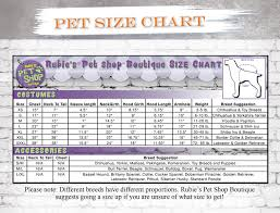 Little Adventures Size Chart Size Charts