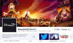 disneyland paris facebook cover autumn automne 2018