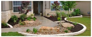Small Picture Chic Landscape Home The Benefit Of Home Landscape Front Yard