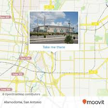 How To Get To Alamodome In San Antonio By Bus Moovit