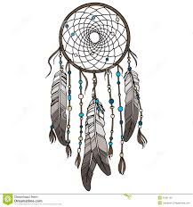 What Is A Dream Catchers Purpose Native American clipart dream catcher Pencil and in color native 72