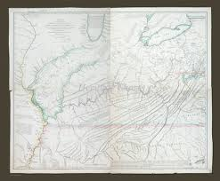 A New Map Of The Western Parts Of Virginia Pennsylvania
