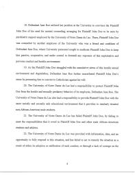 complaint against notre dame alleging that tutor forced student complaint against notre dame alleging that tutor forced student athletes to have sex her daughter